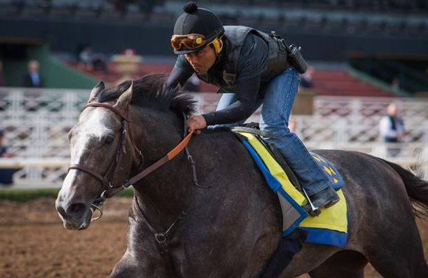 arrogate-workout
